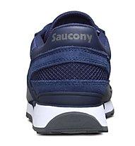 Saucony Shadow O' - Sneaker Freizeit - Herren, Blue/Grey