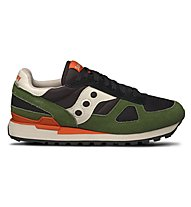 Saucony Shadow O' - Sneaker Freizeit - Herren, Green/Black