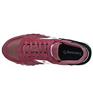 Saucony Shadow Original W - sneakers - donna, Bordeaux
