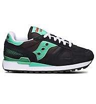 Saucony Shadow Originals - Sneaker Freizeit - Damen, Black/Turquoise