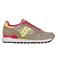 Saucony Shadow Originals W - sneakers - donna, Beige/Yellow