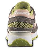 Saucony Shadow Originals - Sneaker Freizeit - Damen, Rose/Lime