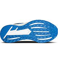 Saucony Triumph ISO4 - scarpe running neutre - uomo, Blue/Black/White