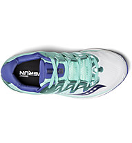 Saucony Triumph ISO 4 - Laufschuhe Neutral - Damen, White/Blue