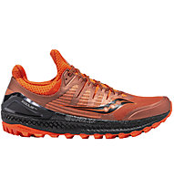 Saucony Xodus Iso 3 - scarpe trail running - uomo, Orange/Black