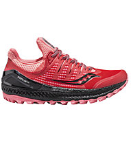 Saucony Xodus Iso 3 W - scarpe trail running - donna, Pink/Black