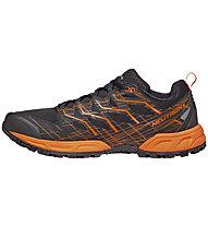 Scarpa Neutron 2 - scarpe trail running - uomo, Black/Orange