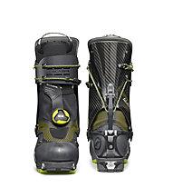 Scarpa Alien 1.0 - Skitourenschuhe, Black/Lime