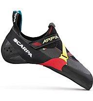 Scarpa Arpia - scarpette da arrampicata - uomo, Black