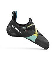 Scarpa Arpia - scarpette da arrampicata - donna, Black