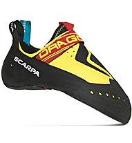 Scarpa Drago Herren Kletter- und Boulderschuhe, Yellow
