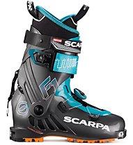 Scarpa F1 - Skitourenschuh, Black/Blue