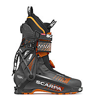 Scarpa F1 LT 20/21- Skitourenschuhe, Black/Orange