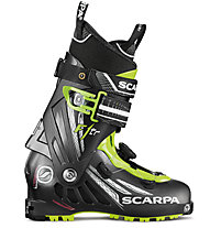 Scarpa F1 TR - Tourenschuhe, Anthracite/Gree