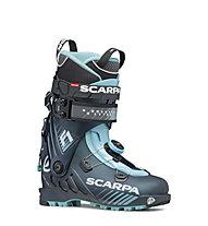 Scarpa F1 Woman 20/21 - scarpone scialpinismo - donna, Blue/Light Blue