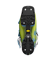 Scarpa Freedom SL WMN - Skischuhe, Lime/Turquoise