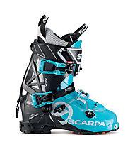 Scarpa Gea - Skitourenschuh - Damen, Anthracite/Blue