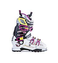 Scarpa Gea RS Skitouren-/Freerideschuh 2015/16, White/Pink