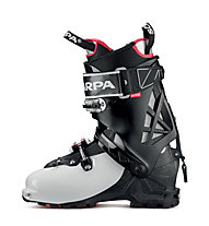 Scarpa Gea RS - Skitourenschuh - Damen, White/Red/Black