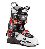 Scarpa Gea RS2 - Skitourenschuh Damen, Black/White/Red
