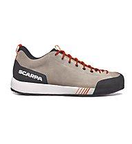 Scarpa Gecko M - Zustiegschuh - Herren, Grey/Orange