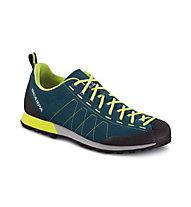 Scarpa Highball - scarpa tempo libero - uomo, Blue/Lime
