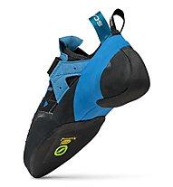 Scarpa Instinct VSR - scarpe da arrampicata - uomo, Black/Light Blue