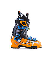 Scarpa Maestrale - Scarponi Scialpinismo, Orange/Royal Blue