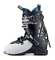 Scarpa Maestrale RS - scarpone da scialpinismo, White/Black/Blue