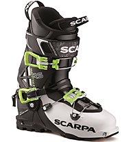 Scarpa Maestrale RS - scarpone scialpinismo - uomo, Black/White/Green