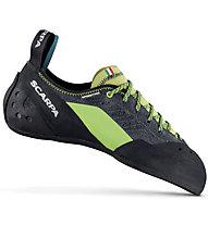 Scarpa Maestro Eco - Kletter- und Boulderschuh - Herren, Grey/green