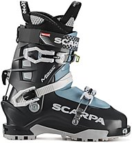 Scarpa Magic - Tourenskischuh - Damen, Black/Light Blue