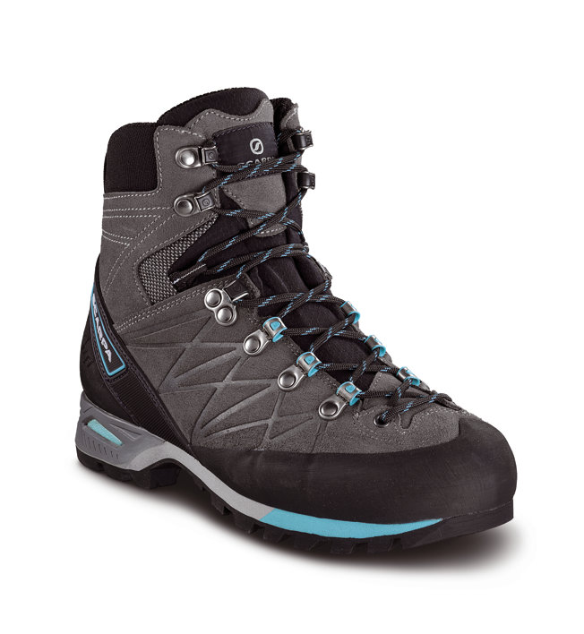 Scarpa Marmolada PRO OD Women - scarpone trekking - donna, Grey/Blue