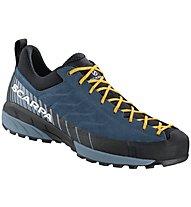 Scarpa Mescalito - scarpe da avvicinamento - uomo, Blue/Yellow