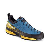 Scarpa Mescalito GTX - scarpe da avvicinamento - uomo, Blue/Orange