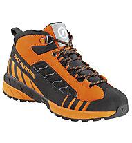 Scarpa Mescalito Mid Kid GTX - scarpa da trekking - bambino, Orange