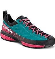 Scarpa Mescalito - Zustieg- und Wanderschuh - Damen, Blue/Pink