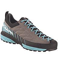 Scarpa Mescalito - Zustieg- und Wanderschuh - Damen, Dark Grey/Light Blue