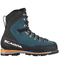 Scarpa Mont Blanc GTX - Hochtourenschuh - Herren, Blue