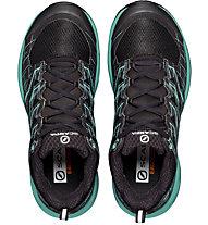 Scarpa Neutron 2 GTX W's - Trailrunning Schuhe - Damen, Black/Light Green
