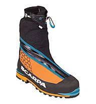 Scarpa Phantom Tech - Hochtourenschuh - Herren, Black/Orange