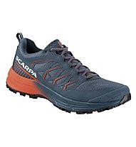 Scarpa Proton XT - Trailrunningschuh - Herren, Dark Blue/Orange