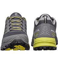 Scarpa Proton XT - scarpa trail running - uomo, Grey/Light Yellow
