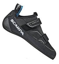 Scarpa Reflex V - scarpette da arrampicata - uomo, Black/Grey