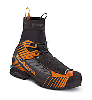 Scarpa Ribelle Tech OD - scarpone alpinismo - uomo, Black/Orange