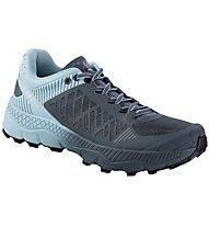 Scarpa Spin Ultra - Damen - Trailrunning-Schuhe, Grey/Light Blue