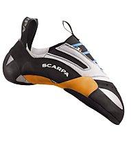 Scarpa Stix - scarpetta arrampicata, Silver/White