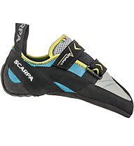 Scarpa Vapor V - scarpette da arrampicata - donna, Light Blue