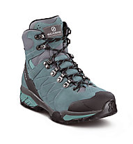 Scarpa ZG Trek GTX Women - scarpone trekking - donna, Light Blue/Grey