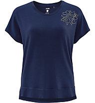 Schneider Elaylaw - T-Shirt Fitness - Damen, Dark Blue